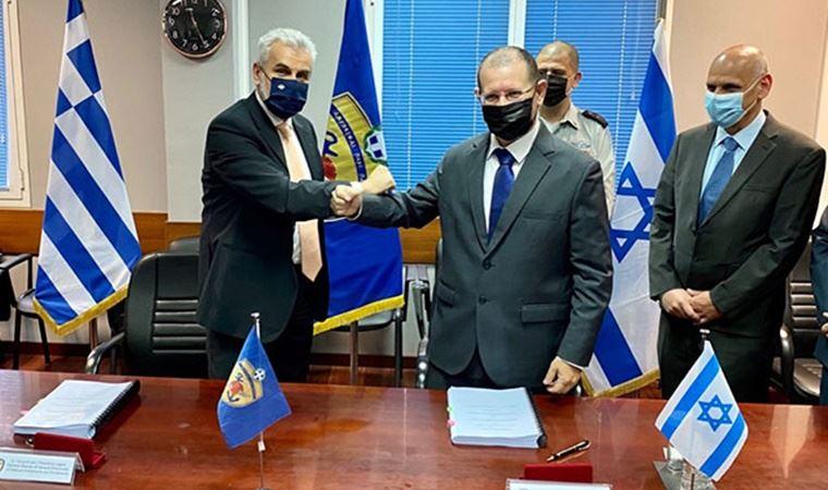 İsrail ile Yunanistan arasındaki anlaşmasının detayları