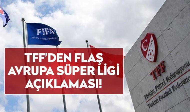Avrupa Süper Ligi kabul edilemez