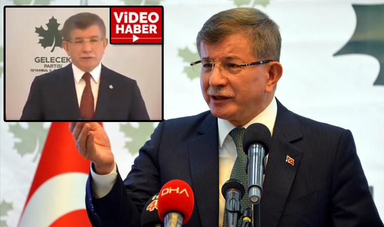 Davutoğlu'nun '128 milyar dolar' videosu sızdırıldı
