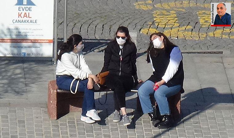 Çanakkale, haftalık vaka sayısında Türkiye birincisi