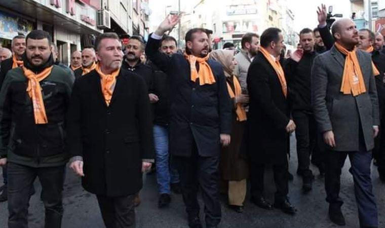 Yurttaşlara silah çekenlerin AKP'lilerle fotoğrafı çıktı