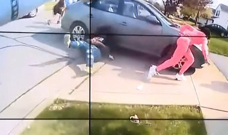 16 yaşındaki bir siyahi kız öldürüldü