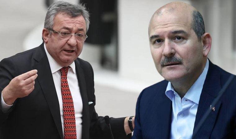 Altay'dan, Süleyman Soylu'ya sert tepki