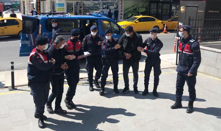 İnsan kaçakçılığı operasyonu! İki tutuklama