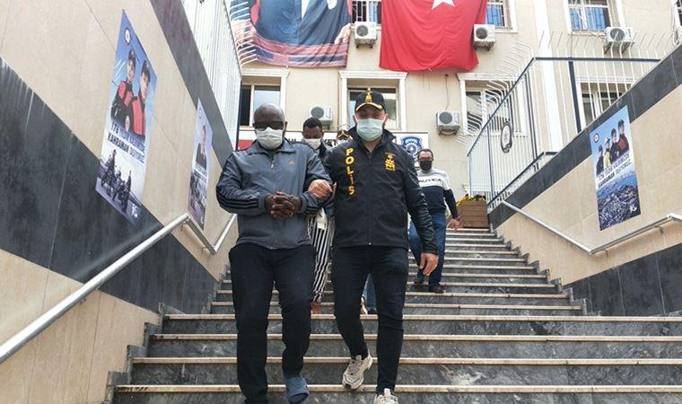 Beşiktaş'ta 4 kilo sahte altın sattığı iddia edilen şüphelilere yakalama
