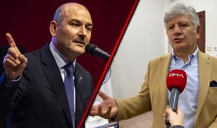 AKP'nin Etik Kurulu Başkanı Soylu'ya zehir önerdi