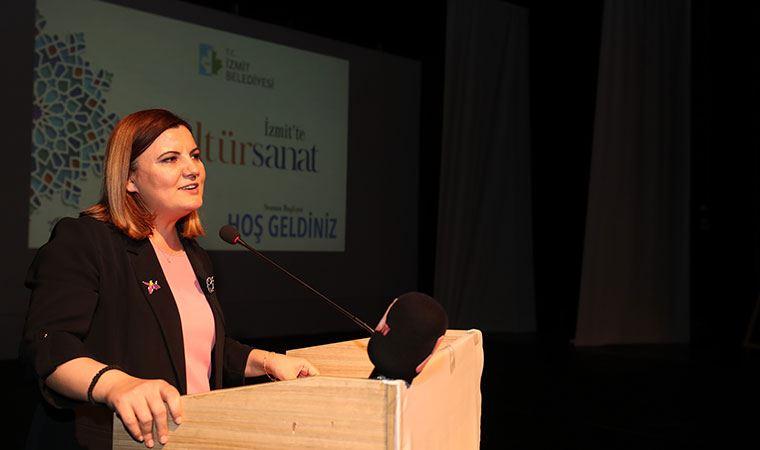 İzmit Belediye Başkanı Fatma Kaplan Hürriyet: 'İzmit'i evrensel boyuta taşıyacağız'