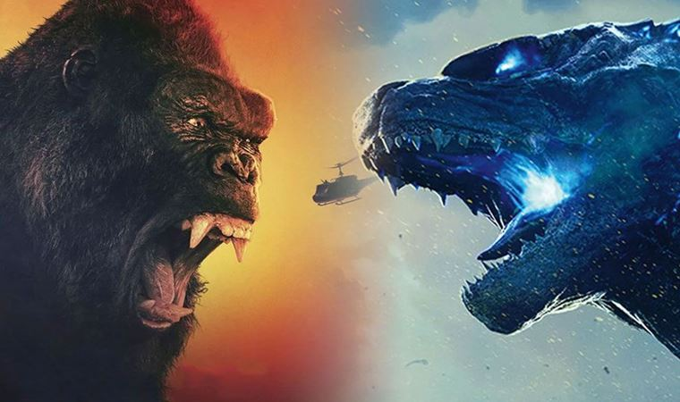 Godzilla ve King Kong'tan insanlara ders