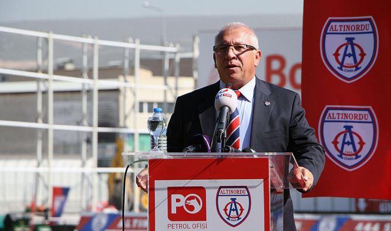 Altınordu Başkanı Seyit Mehmet Özkan'dan flaş açıklama!