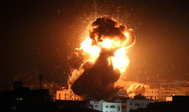 Meclis'teki 5 partiden İsrail'e ortak kınama!