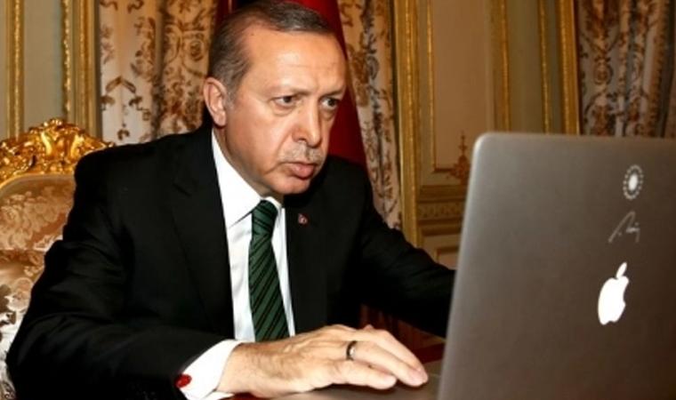 Erdoğan izleyince çok ağır konuşmuş