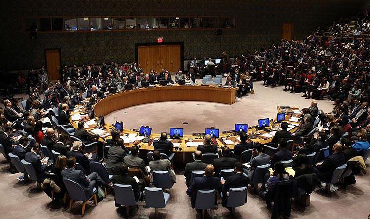 'Kudüs açıklaması' ABD girişimiyle engellendi