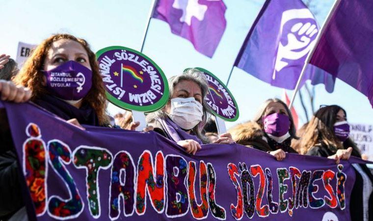Türkiye'ye İstanbul Sözleşmesi çağrısı