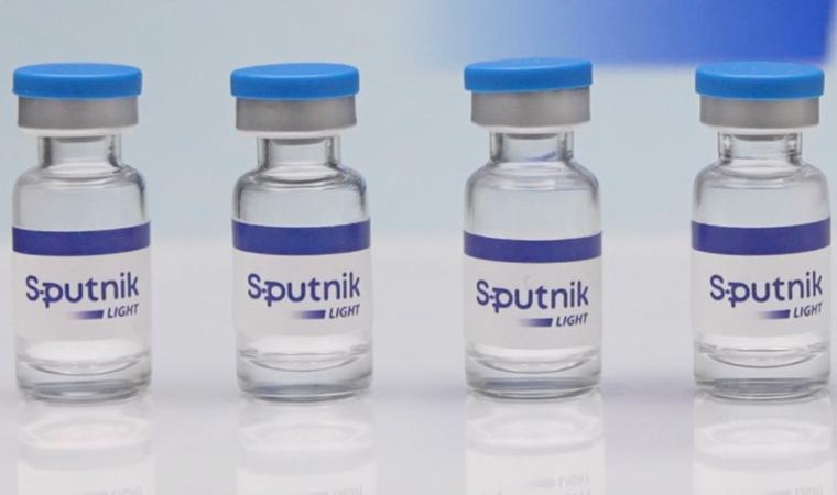 Türkiye'den flaş 'Sputnik Light' aşısı açıklaması