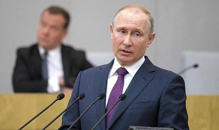 Okul saldırısının ardından Putin'den talimat