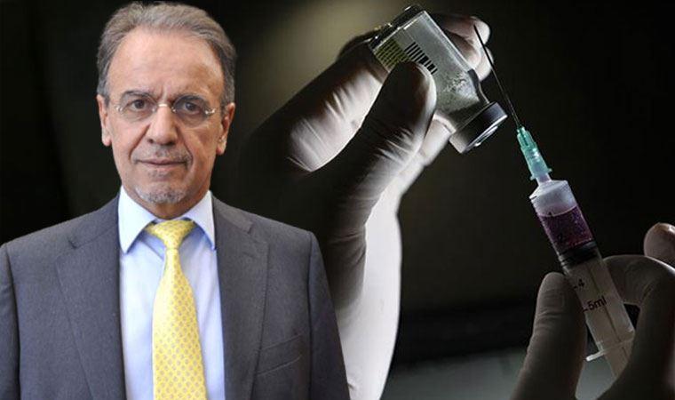 Yerli aşı açıklaması: Çalışmaların yüzde 95'i bana ait