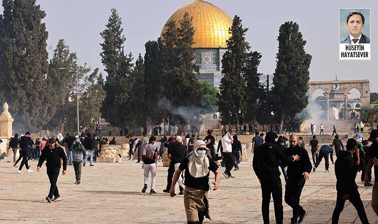 Orta Doğu'da Kudüs gerilimi yükseliyor