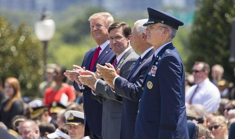 ABD'li generallerden Biden yönetimine çok sert bildiri