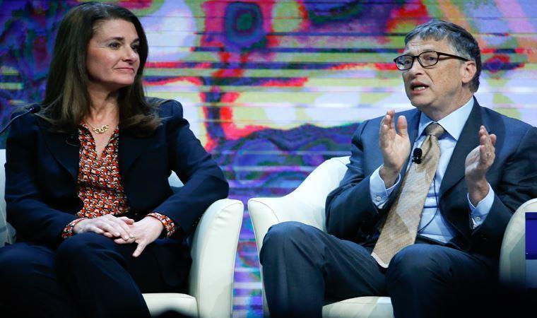 Bill Gates'ten boşanma itirafı