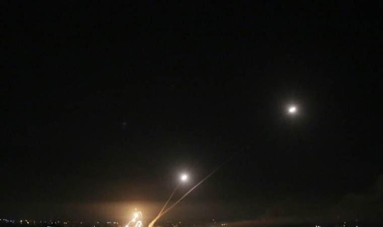 Lübnan'dan İsrail'e roket saldırısı