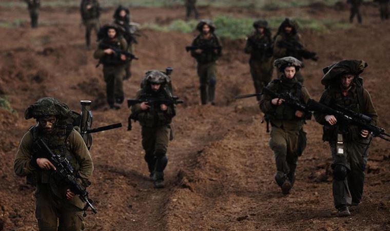 İsrail ordusundan Gazze'ye operasyon