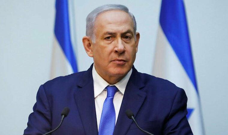 İsrail Başbakanı Netanyahu'dan açıklama