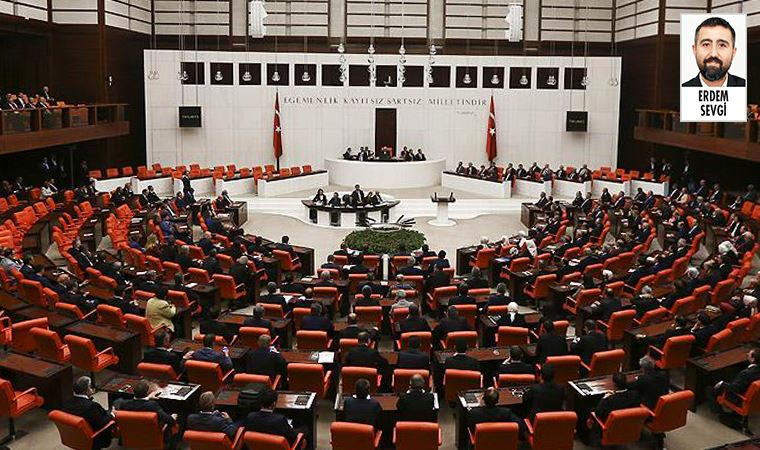 CHP'den 'güçlü parlamenter sistem' taslağı