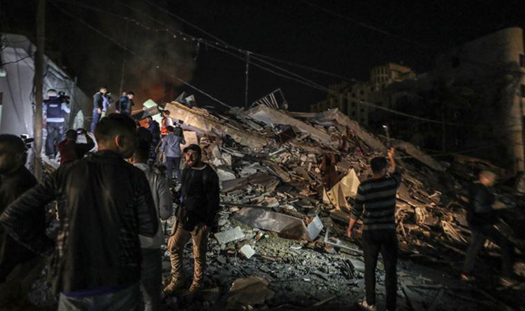 İsrail'den kara operasyonuna yönelik açıklama