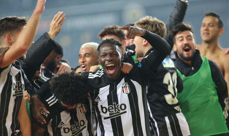 Aboubakar ve Cenk Tosun Göztepe maçı kadrosunda