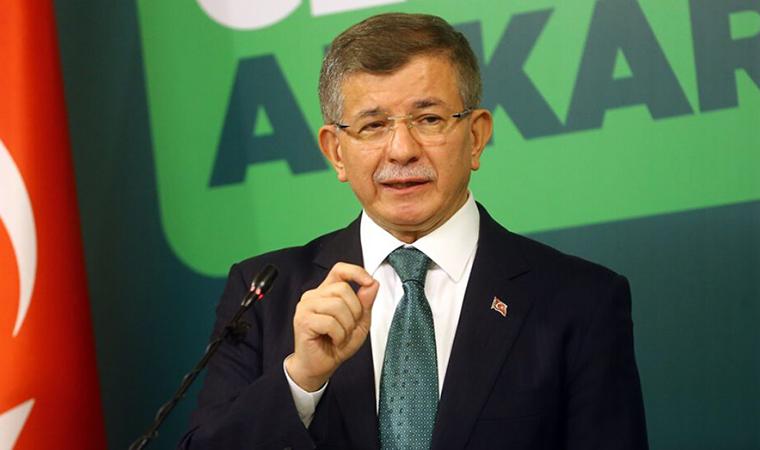 Erdoğan'ın 'helallik' sözlerine bir yanıt da Davutoğlu'ndan