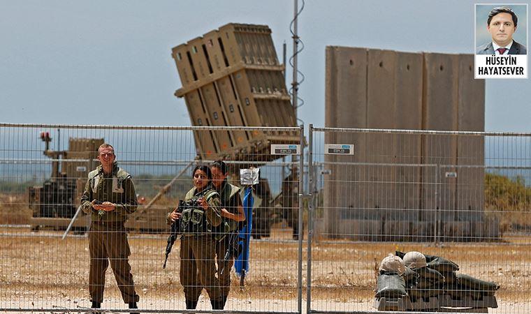 İsrail'in 'Demir Kubbe'si tartışılıyor