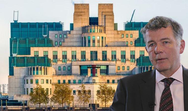 İngiliz İstihbarat Servisi Başkanı Kartal'ı kutladı