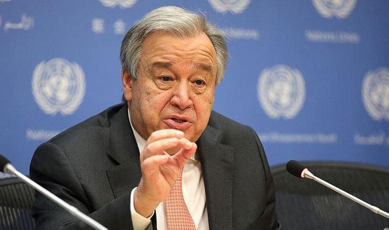 BM'den 'İsrail' açıklaması