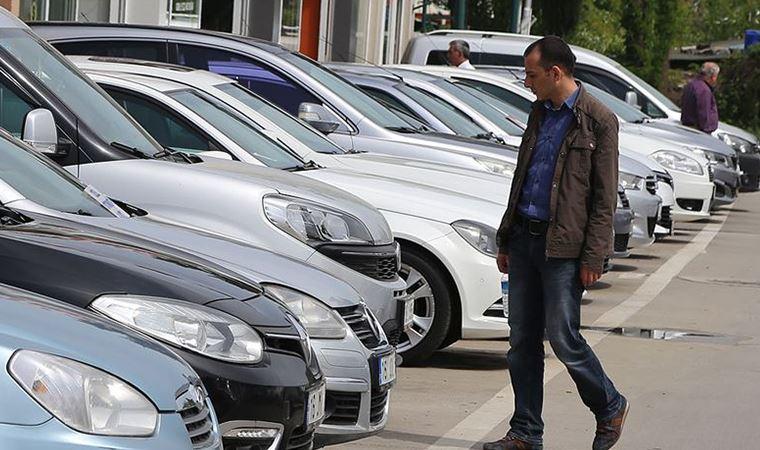 Yurttaştan ikinci el otomobil fiyatlarına tepki
