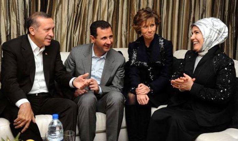 AKP'den Mısır'ın ardından Suriye açılımı!