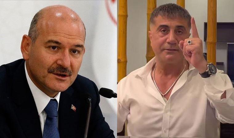 Soylu'dan Sedat Peker için savcılığa çağrı