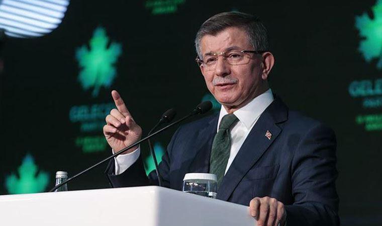 Gelecek Partisi Genel Başkanı Ahmet Davutoğlu'ndan 'Suriye'ye giden silahlar' açıklaması: Benim dönemimle alakası yoktur