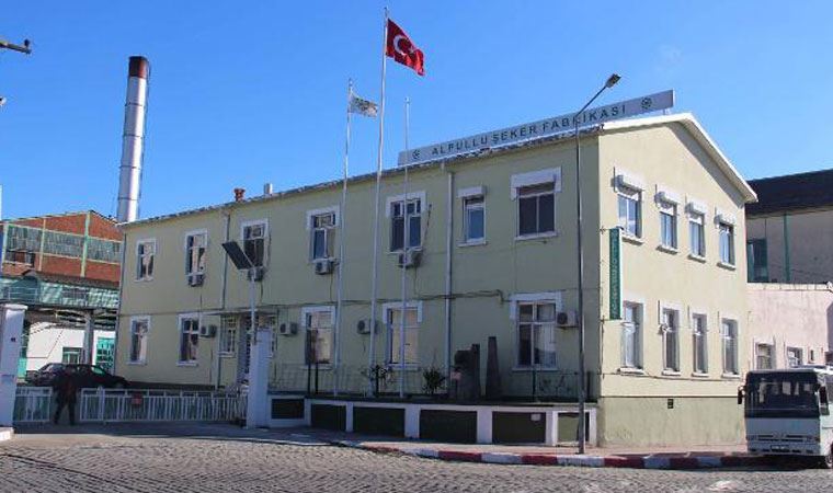 Türkiye Şeker Fabrikaları'na ait bir arazi daha satıldı