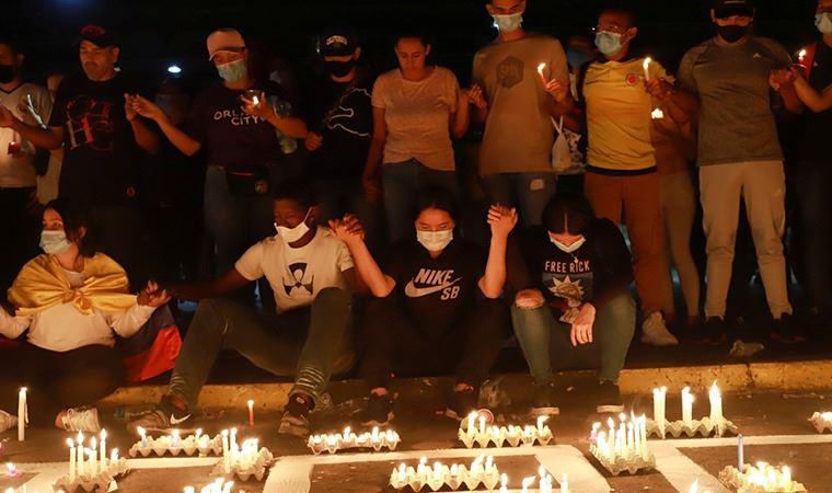Kolombiya'da şiddetin dozu artıyor