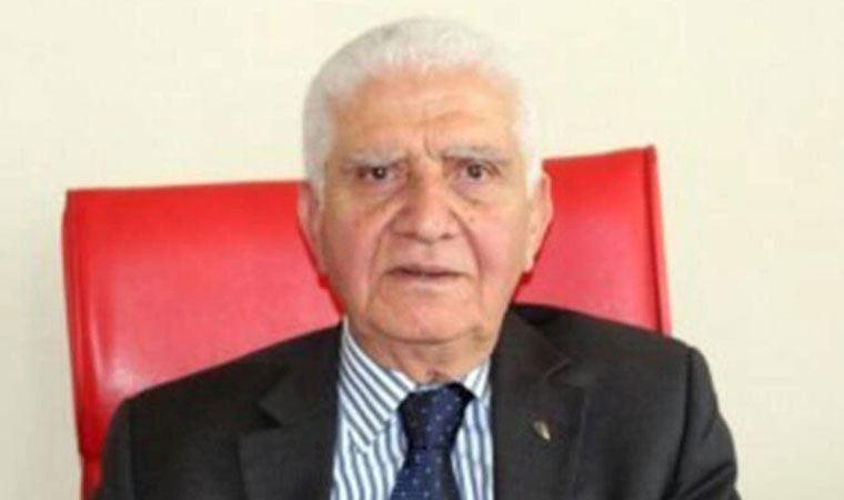 Eski Devlet Bakanı Cemil Erhan yaşamını yitirdi
