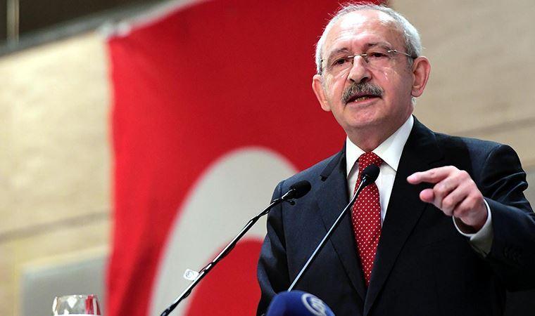 Kılıçdaroğlu'ndan Mescid-i Aksa baskınına tepki
