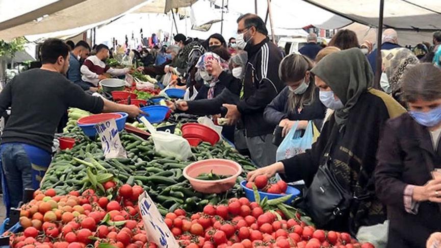 <p><strong>Sancaktepe</strong></p><p>Veysel Karani Salı Pazarı,</p><p>Akpınar Salı Pazarı,</p><p>Yenidoğan Çarşamba Pazarı,</p><p>Eyüp Sultan Cuma Pazarı,</p><p>Uysal Cumartesi Pazarı,</p><p><strong>Sultanbeyli</strong></p><p>Ahmet Yesevi Mahallesi Pazartesi Pazarı,</p><p>Necip Fazıl Mahallesi Salı Pazarı,</p><p>Mehmet Akif Mahallesi Çarşamba Pazarı,</p><p>Akşemsettin Mahallesi Çarşamba Pazarı,</p><p>Yavuz Selim Mahallesi Perşembe Pazarı,</p><p>Hasanpaşa Mahallesi Cuma Pazarı,</p><p>Battalgazi Mahallesi Cumartesi Pazarı,</p><p>Mecidiye Mahallesi Pazar Pazarı,</p>