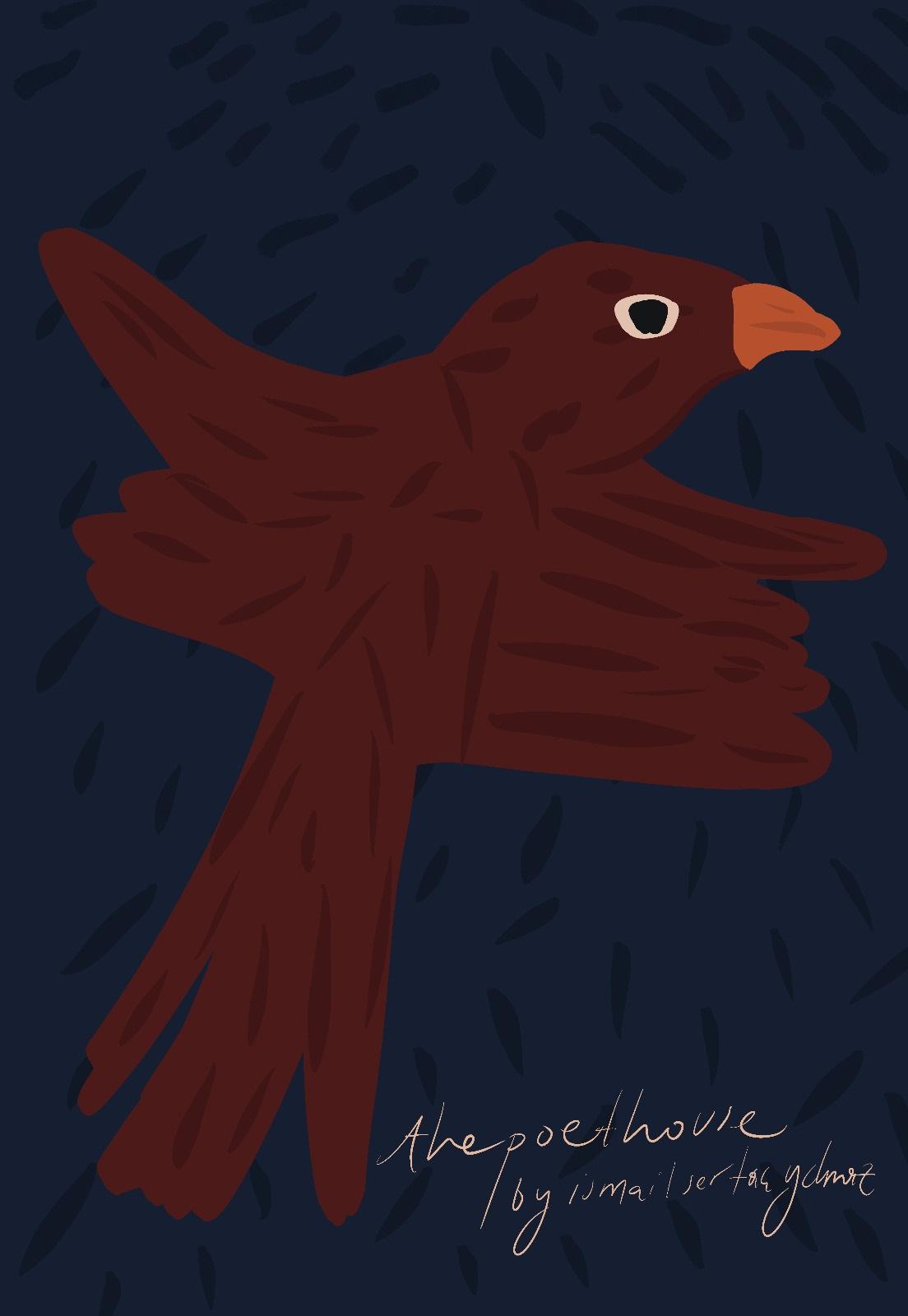 """<p>Ergülen'in """"Kuşları Göğü Önünde"""" kitabı özel 16 şiire karşılık İsmail Sertaç Yılmaz'ın çizimleriyle buluştu. Kitap, 500 edisyon ve tekrar baskısız üretildi. Sevenleri için koleksiyonluk bir iş.</p>"""