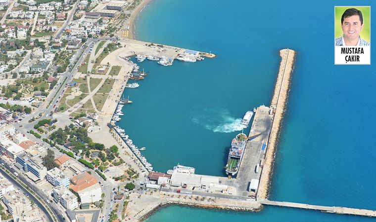 Liman, özelleştirilmek için satışta
