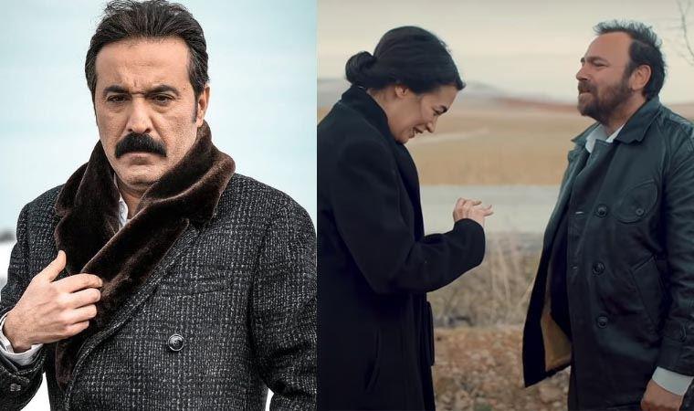 Mustafa Üstündağ'dan eski eşinin rol arkadaşına tehdit