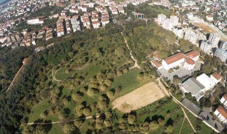 AKP'li Belediye'nin Validebağ Korusu'na otopark planına tepki