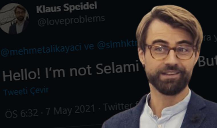 Selâmi Haktan'ın profil fotoğrafı sahte çıktı