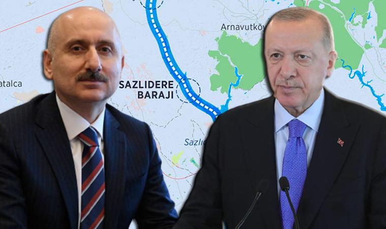 'Erdoğan bakanı; bakan, Erdoğan'ı yalanlıyor'