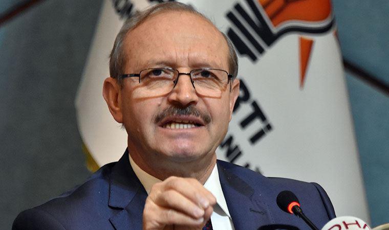 AKP'li Sorgun'dan tepki çeken