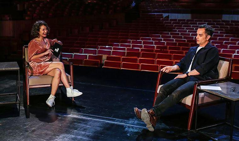 Zorlu PSM'nin sahne heyecanını konuklar, 'Sahne Tozu Yutan' programında anlatıyor
